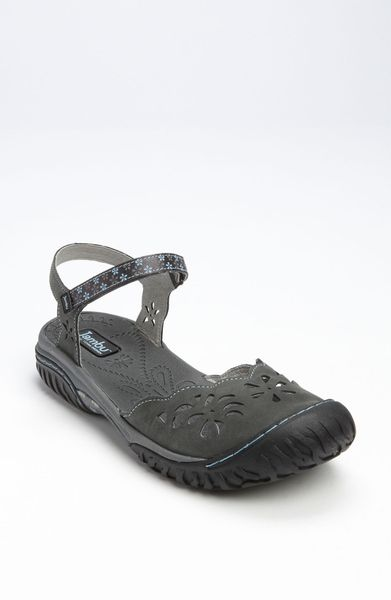 Jambu Ocean Sandal in Gray (charcoal) - Lyst