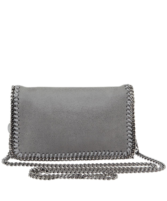 Stella Mccartney Light Grey Falabella Crossbody Bag. STELLA MCCARTNEY  Shaggy Deer ... 9fafd71c526cb