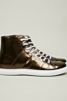 Marc Jacobs Mens High Top Sneaker - Lyst