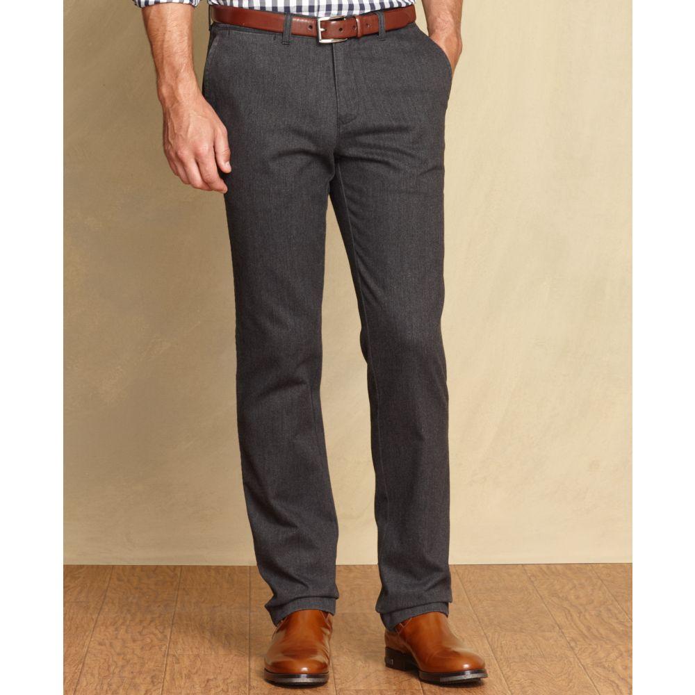 mens cotton twill pants - Pi Pants