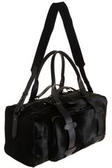 Givenchy Ponyhair Duffel Bag in Black for Men - Lyst