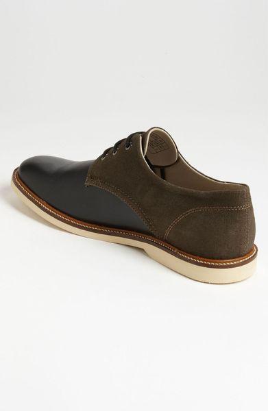 lacoste sherbrooke 5 buck shoe in black for black