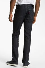 Levi's Levis 511 Coated Slim Straight Leg Jeans