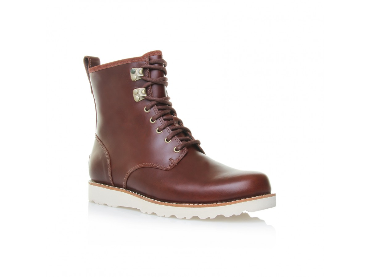 Ugg Hannen Boot In Brown For Men Cordovan Lyst