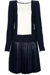Fausto Puglisi Bicolour Dress - Lyst