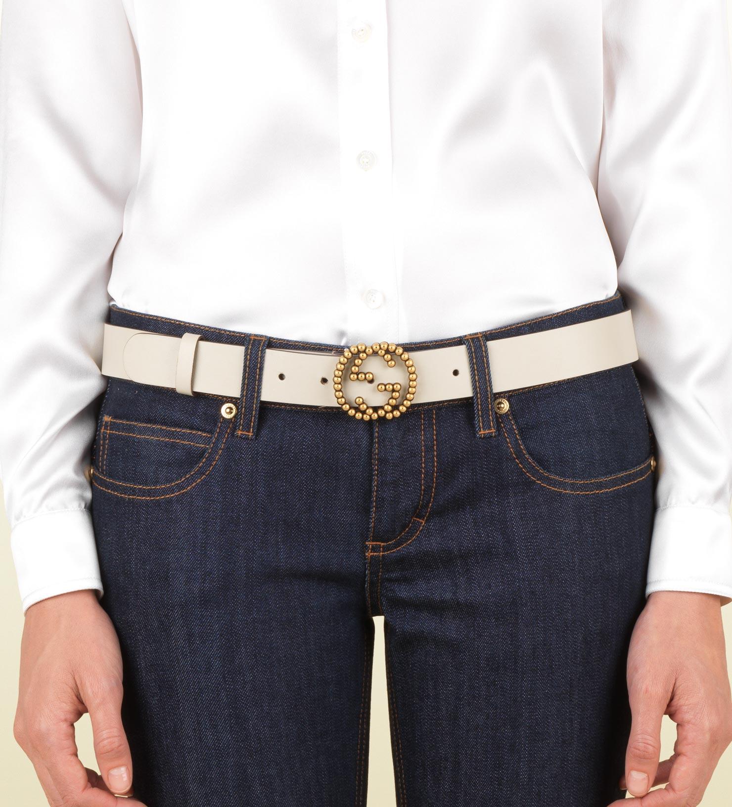 Used Gucci Belt Women Size Small