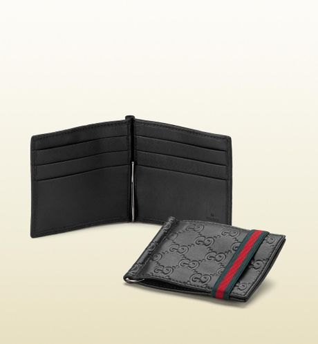 a94e968961d209 Gucci Wallet With Money Clip | Stanford Center for Opportunity ...