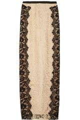 By Malene Birger Leandro Lace Maxi Skirt - Lyst