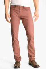 Marc By Marc Jacobs Slim Fit Jeans - Lyst
