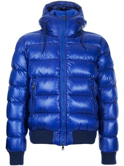 Moncler Marque Jacket in Blue for Men - Lyst d2ebd0207c9