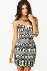 Nasty Gal Indiana Dress - Lyst