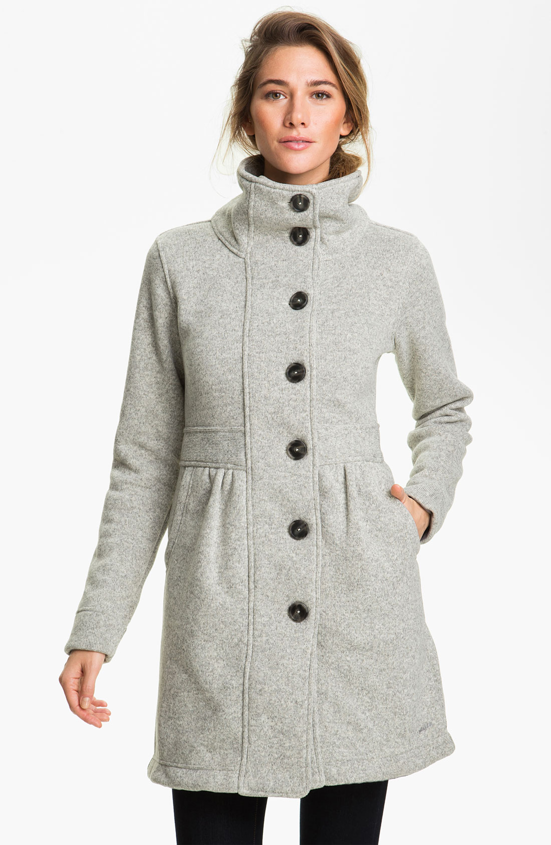 Patagonia Better Sweater Coat in Natural | Lyst