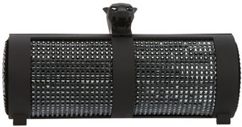 Stark Crystal Stud Clutch Bag - Lyst