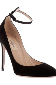 Valentino Buckle Stiletto Pump - Lyst