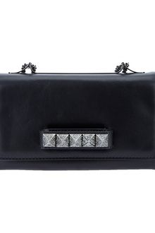 Valentino So Noir Va Va Voom Shoulder Bag - Lyst