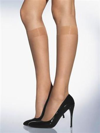 Wolford Individual 5 Knee Highs - Lyst