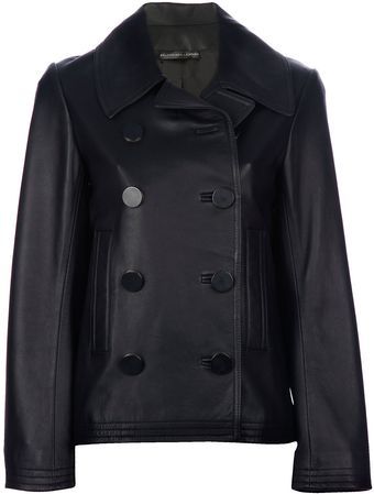 Balenciaga Double Breasted Jacket - Lyst