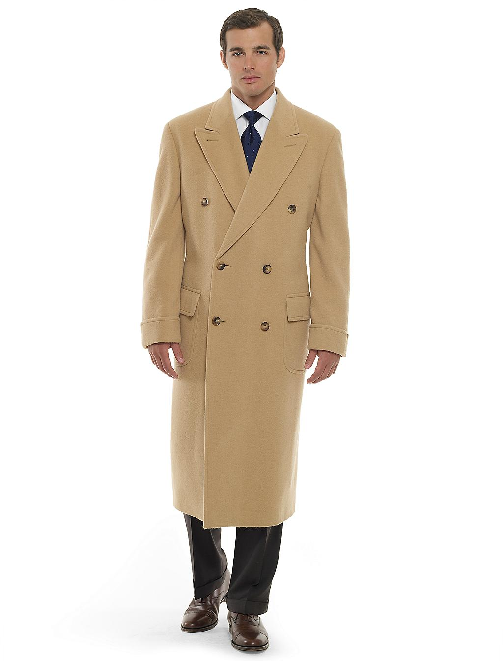 The Best Men's Overcoats That Are Totally Worth Your Money. The top layer that makes stylish winter dressing a piece of cake. 9 Men's Winter Boots for Braving All the Elements. Go bold in blue with your overcoat this spring! This camel-hair car coat is a shorter-length option for those guys who are a bit vertically challenged. The.