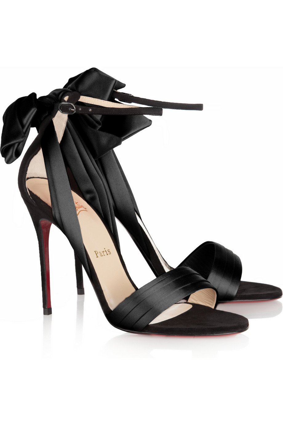 mens spiked loafers christian louboutin - christian louboutin sandals Black suede | The Filipino Language ...