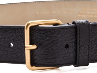 Marc By Marc Jacobs Classic 4cm Belt - Lyst