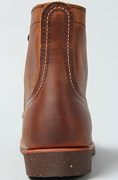 Red Wing The 6 Iron Ranger Boot In Copper Rough Tough In