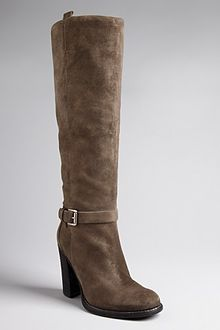 Belle By Sigerson Morrison Tall Buckle Boots Hayley - Lyst