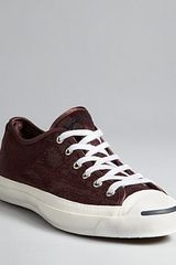Converse Jack Purcell Sneakers Helen Sequin - Lyst
