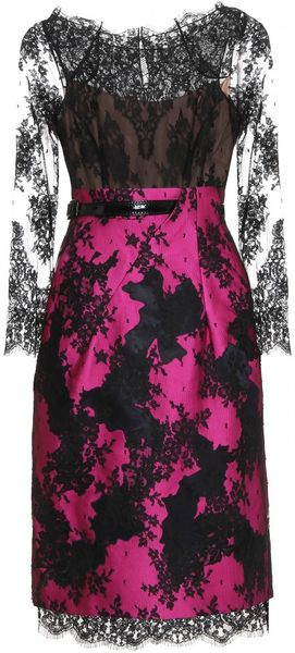 Erdem Ariel Lace Dress - Lyst