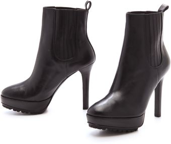 Kors By Michael Kors Mansfield Booties - Lyst