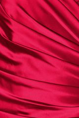 Marchesa Notte Marchesa Notte Strapless Evening Gown in Red - Lyst