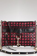 Rebecca Minkoff Convertible Clutch Mac Leather - Lyst