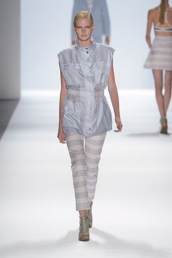 Richard Chai Spring 2013 Runway Look 5 - Lyst