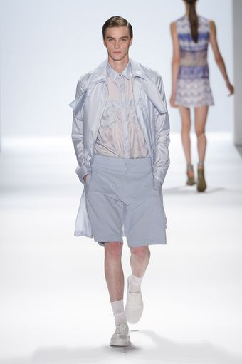 Richard Chai Spring 2013 Runway Look 9 - Lyst
