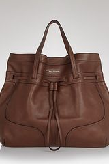 Sonia Rykiel  Cabas North South Leather Tote - Lyst