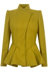 Ted Baker Wrenn Wool Peplum Jacket