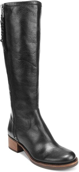 Lucky Brand Hesper Boots in Black - Lyst