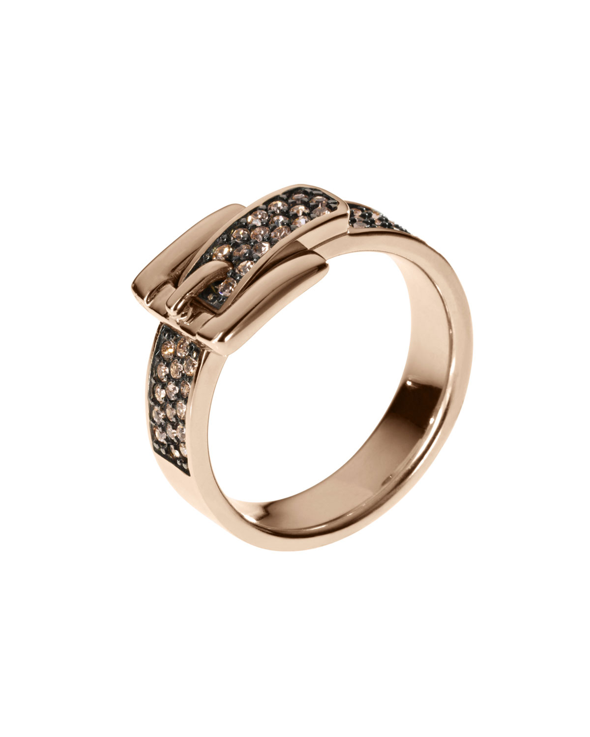 rose gold ring michael kors pave rose gold ring. Black Bedroom Furniture Sets. Home Design Ideas