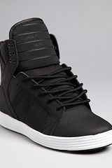 Supra Skytop High Top Sneakers - Lyst