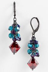 Dabby Reid Ltd Crystal Drop Earrings - Lyst