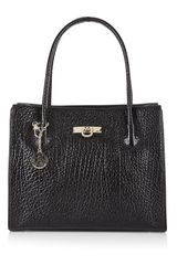 DKNY Beekman French Grain Shopper - Lyst