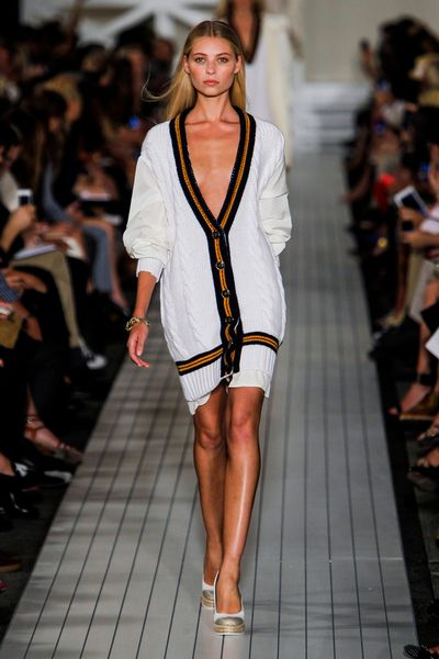 Tommy Hilfiger Spring 2013 Runway Look 16 in  - Lyst