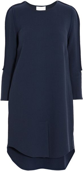 3.1 Phillip Lim Frames Silhouette Dress in Blue - Lyst