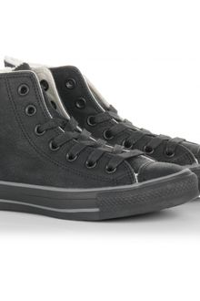 Converse All Stars High Shearling - Lyst