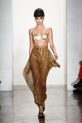 Jeremy Scott Spring 2013 Runway Look 37 - Lyst