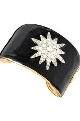Kenneth Jay Lane Enamel Bangle  - Lyst