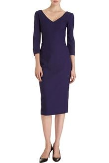 L'Wren Scott V Dress - Lyst