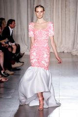 Marchesa Spring 2013 Runway Look 11 in  - Lyst