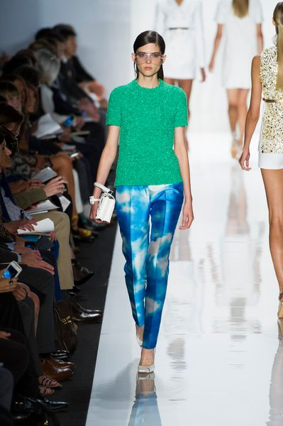 Michael Kors Spring 2013 Runway Look 33 in  - Lyst