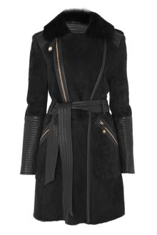 Temperley London Classic Odele Sheepskin Coat - Lyst