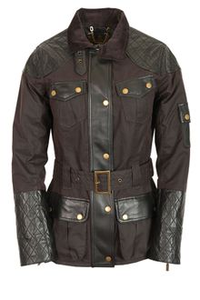Temperley London Barbour Bay Biker Jacket - Lyst